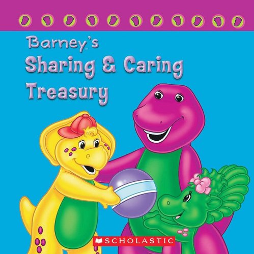 Barney's Sharing And Caring Treasury
