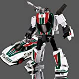 gg Trans formers Masterpiece MP-20 WHEELjACK figure Lancia Stratos TUrBo