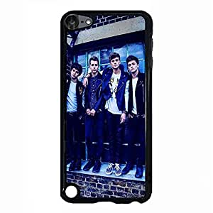Ipod Touch 5th Generation Case Cover Shell Retro Pretty Boys Indie Rock Band The Vamps Phone Case Cover The Vamps Unique