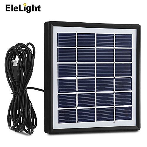 Outdoor Solar Outlet - 4