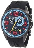 Torgoen Swiss Men's T30303 T30 Series Classic Black Aviation Watch, Watch Central