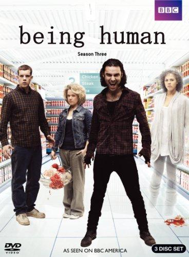 DVD : Being Human: Season Three (3 Disc)