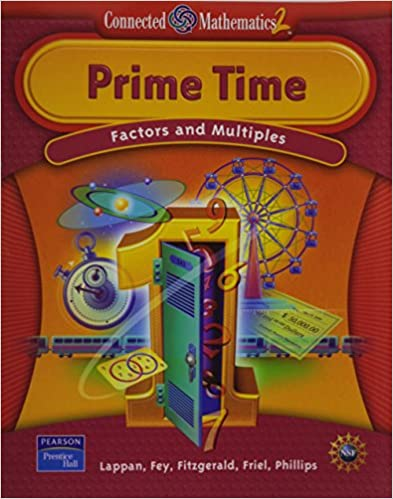 Connected mathematics 2 prime timefactors and multiples prentice connected mathematics 2 prime timefactors and multiples by prentice hall fandeluxe Image collections