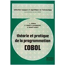 Théorie et pratique de la programmation COBOL