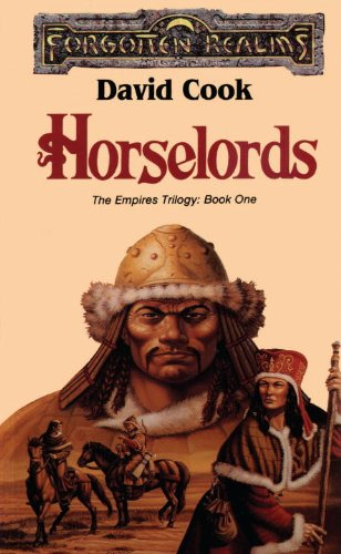 book cover of Horselords