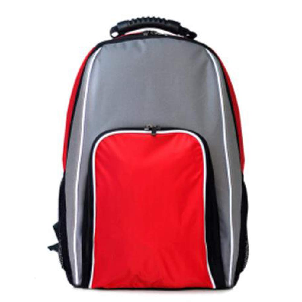 RED Large Outdoor Waterproof Picnic Backpack, TakeOut Insulation Backpack, Travel Picnic Bag, Back Milk Bag, Lunch Bag, Hiking Bag, 3 colors Optional (color   blueee, Size   S)