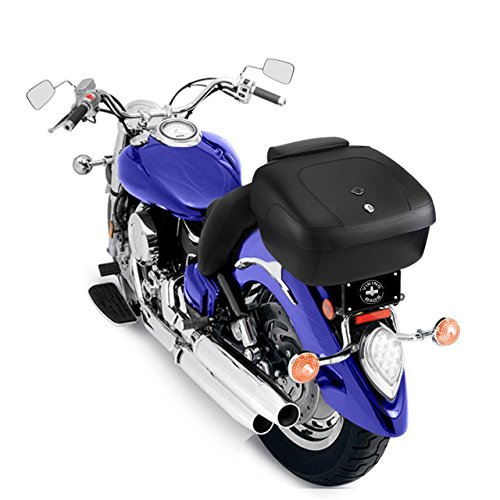 Motorcycle Hard Luggage - 9
