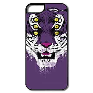 linfenglinNew Design Youth Cover Funny Eyes Tiger