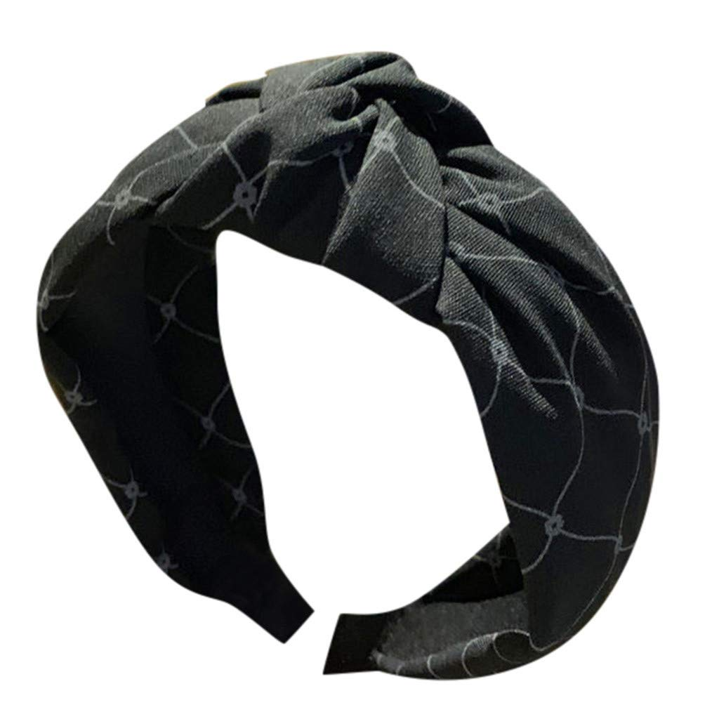 Headwear Sheep Sweatband Elastic Turban Sport Headband Outdoor Head Wrap
