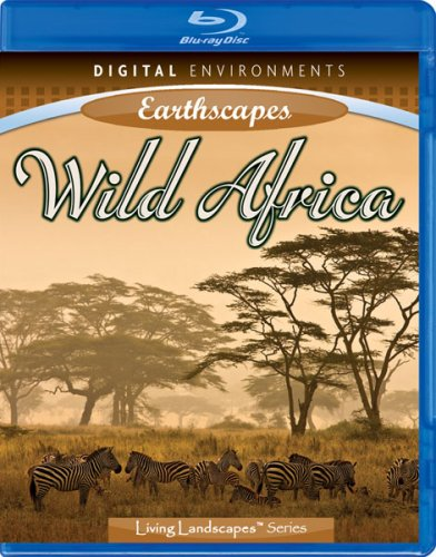 NatureVision TV's - Wild Africa [Blu-ray]
