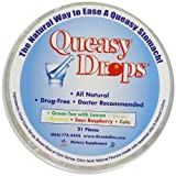 Three Lollies Queasy Drops Assorted for Nausea Relief (pack of 2)