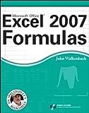 Excel 2007 Formulas, John Walkenbach, 0470044020
