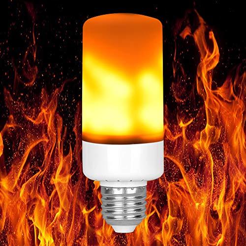 Ampoule Cozywind Flamme Lampe Led E27 Effet Feu Vacillante uPXZki