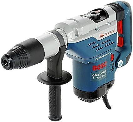 Bosch Professional GBH 5-40 DCE - Martillo perforador (8,8 J