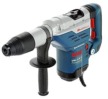 Test Bosch Professional GBH 5-40 DCE Bohrhammer