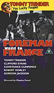 The Foreman Went to France [Reino Unido] [VHS]