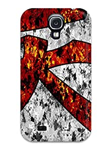 4976093K53440161 Faddish Phone Street Fighter Case For Galaxy S4 / Perfect Case Cover