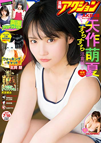 漫画アクション 2019年7/16号
