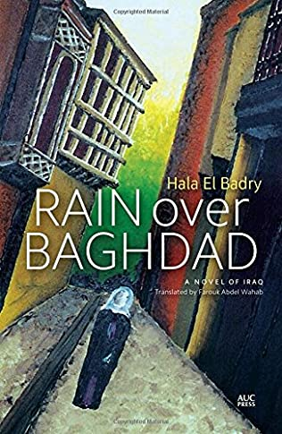 book cover of Rain over Baghdad