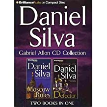 [ Gabriel Allon Collection: Moscow Rules, the Defector ] By Silva, Daniel ( Author ) [ 2010 ) [ Compact Disc ]