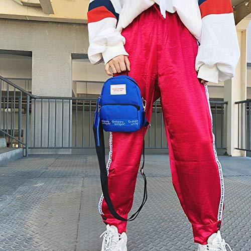 Hombro Al Shoulder Bags Oscuro Bolso Para Mujer Azul Negro qtqFr14Exw
