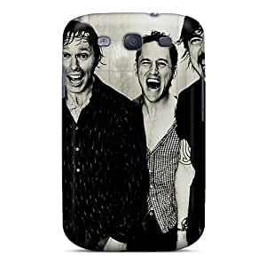 Protector Hard Phone Cases For Samsung Galaxy S3 (lmm18438CoXS) Support Personal Customs HD Foo Fighters Pictures