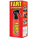 Great Fun Adult Toy for a Laugh - Fart Extinguisher Air Freshener - Novelty and Fun Gift / Present for Him, Gents, Men Birthday or Christmas