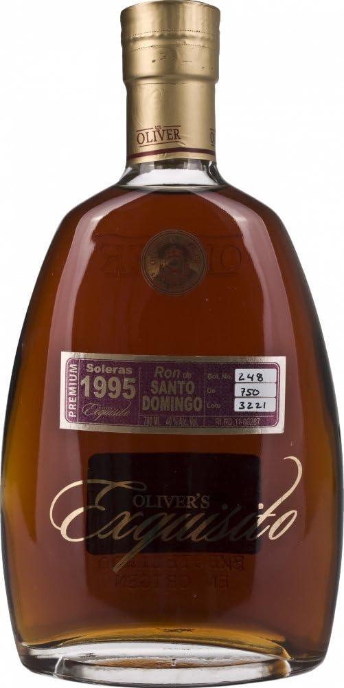 O&O Exquisito 1995 Rum aus der Dominikan Republik (1 x 0.7 l)