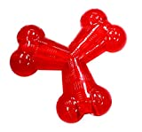 SPOT Play Strong Trident 6' | Dog Toys for Aggressive Chewers | Indestructible Dog Toys | Bone | Chew Toys for Aggressive Dogs | Interactive Dog Toy | Dog Chew Toys for Aggressive Chewers