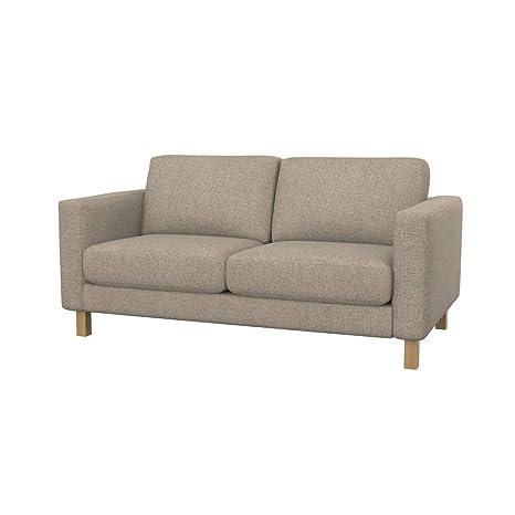 Soferia - Funda de Repuesto para sofá IKEA KARLSTAD de 2 ...