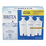 Brita Replacement Pitcher and Dispenser Filter - 3 - Best Reviews Guide