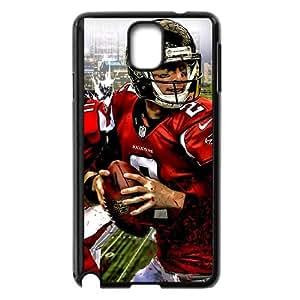 Atlanta Falcons Samsung Galaxy Note 3 Cell Phone Case Black 218y3-161907
