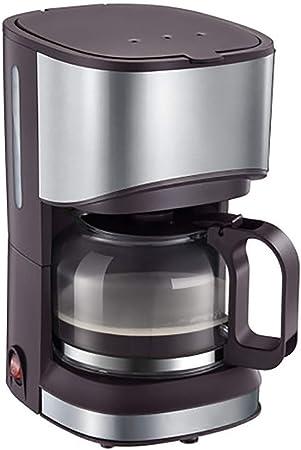 S-HH - Mini cafetera eléctrica doméstica con Goteo automático para ...