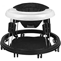 Adjustable Baby Walker for Boys and Girls, Height-Adjustable Infant Walker with Music Tray and Universal Wheel, Baby…