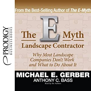 The E-Myth Landscape Contractor Audiobook