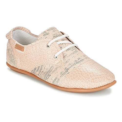 Peau Pataugas S Femme Beige F2d Swing Derbys xWqWH7pwC