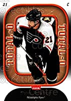 (CI) Peter Forsberg Hockey Card 2006-07 Fleer Total O 19 Peter Forsberg
