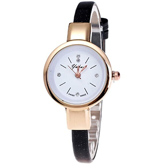Minimalist Retro Watches for Woman Strap Watch Travel Souvenir Birthday Gifts for lover,GINELO (