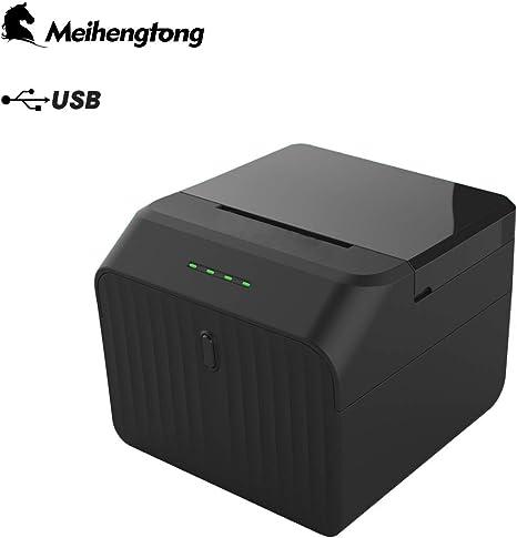 Impresora de Etiquetas Recibos, Meihengtong High Speed Pos Printer ...
