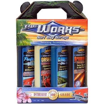 Surf City Garage 468 The Work Detailing Essentials Kit