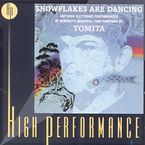 Debussy: Snowflakes Are Dancing, Prelude, etc / Tomita (Dancing Cd)