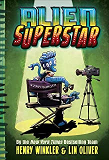 Book Cover: Alien Superstar
