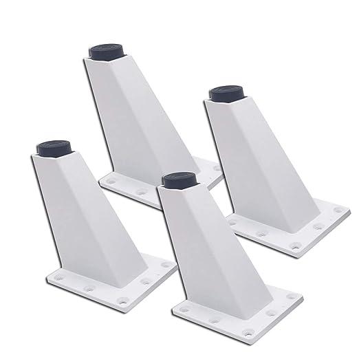RXBFD Pies de Muebles, Patas de los Muebles de aleación de ...
