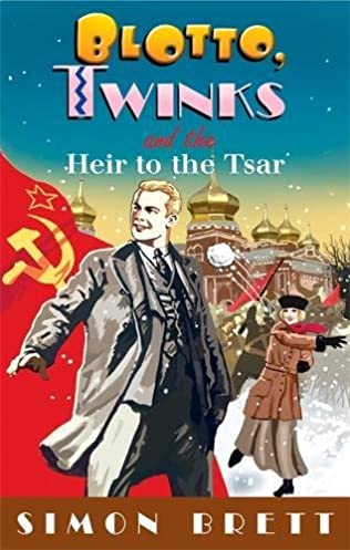 book cover of Blotto, Twinks and the Heir to the Tsar