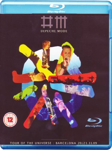 Depeche Mode: Tour of the Universe - Barcelona 20/21:11:09 [Blu-ray] [Limited Edition] by EMI