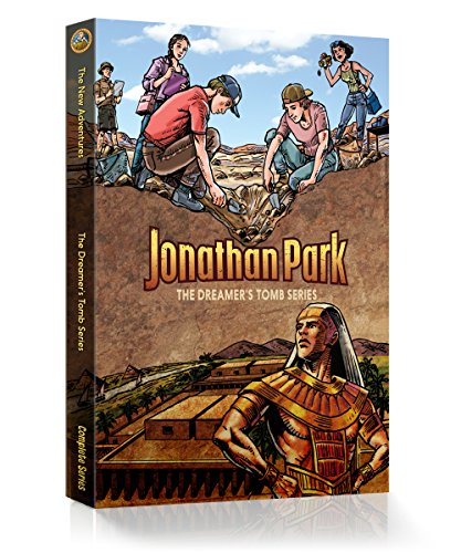 Jonathan Park: The Dreamer's Tomb - Series 10