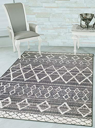 Woven Trends Modern and Contemporary Area Rug