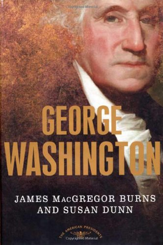 George Washington (The American Presidents Series) (Titanium San Diego)