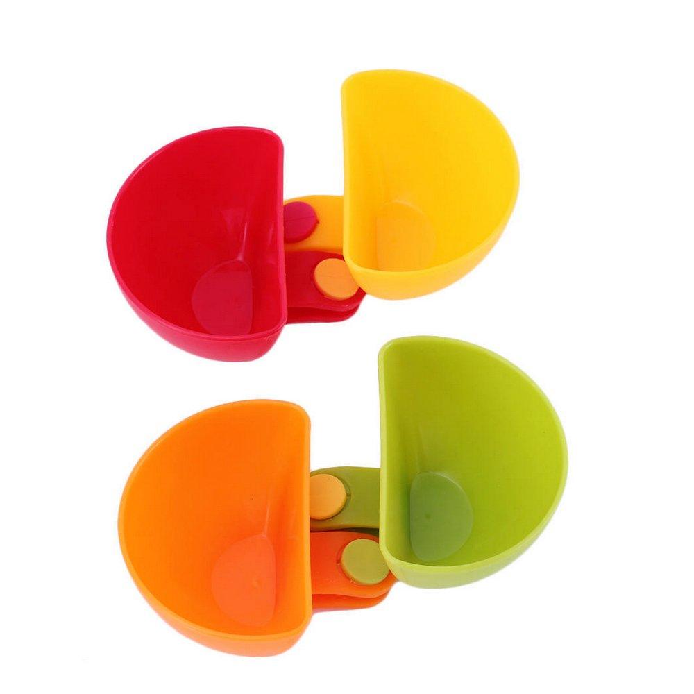 Dip Clip Clip On Chip & Dip Bowl Party Ware (2 Set of 8) ieasycan 2XLA07013001