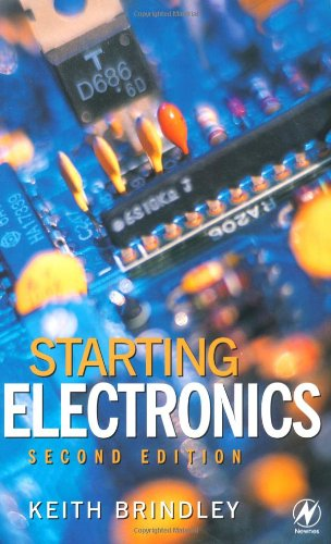 Starting Electronics, Second Edition
